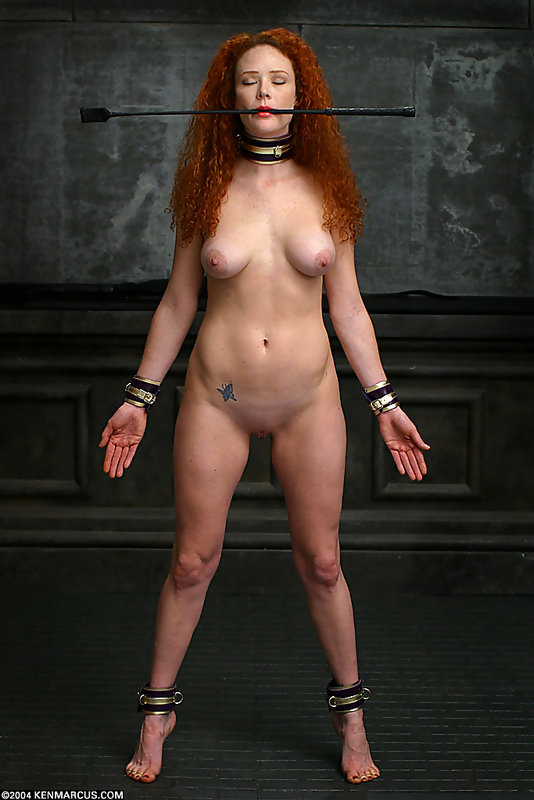 Light Bondage Training Red Head